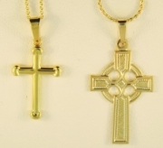 Gold-Crosses