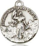 Bliss-St Joan of Arc Medal