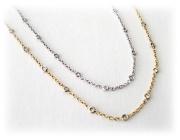 Herco Jewelry-Diamonds by the Yard Necklace