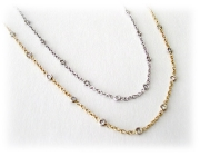 Herco Jewelry-Diamonds by the Yard Necklace