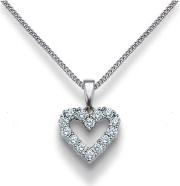 PeJay Creations-Heart Pendant-#pe1314d1