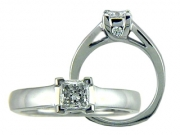 Luminar Creations- Semi-mount with Side Surprise Diamonds Style L6466