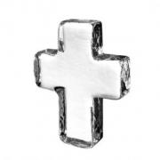 Simon Pearce-Glass Cross