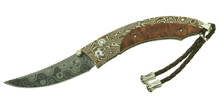 William Henry Studios- Persian Style Knife