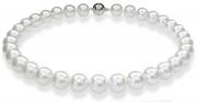 Mastoloni Pearls-Classic White Pearl Strand