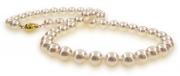 Mastoloni Pearls- Classic White Strand
