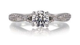 Diamond Engagement Ring - Dearborn Jewelers