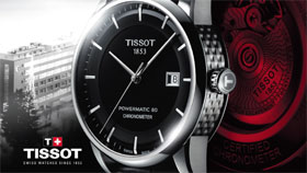Tissot Watches - Dearborn Jewelers of Plymouth Michigan