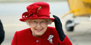 Queen Elizabeth, youthful at heart!